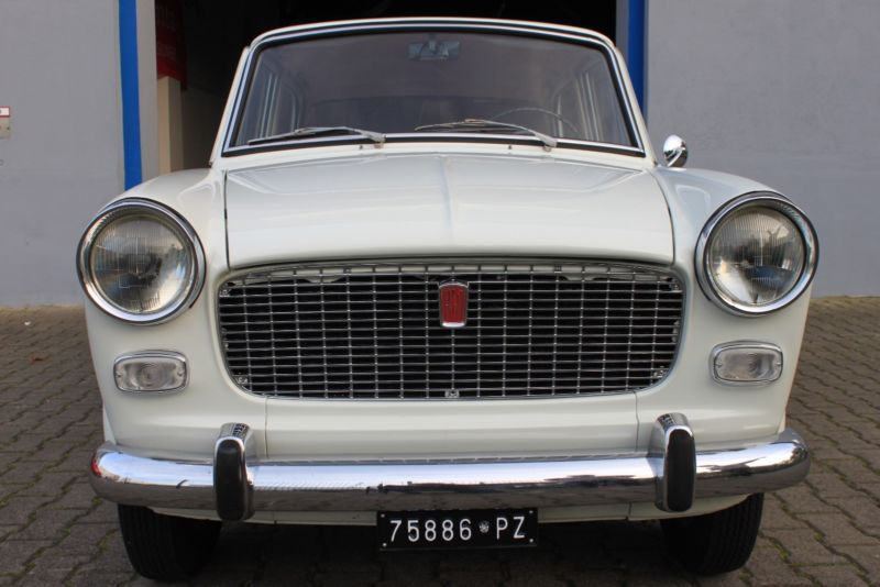 Fiat 1100 D Restauriert 1962 With Images Fiat New Cars Car