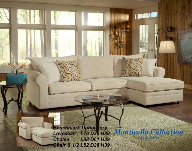 Superieur Inexpensive Upholstered Furniture | Benchmark Upholstery | Staley, North  Carolina