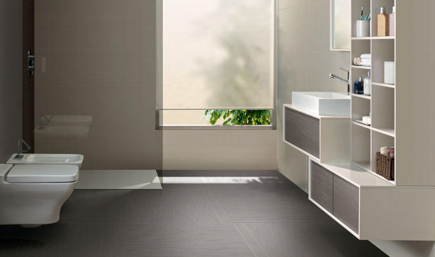 baños modernos gris con blanco - buscar con google   baños
