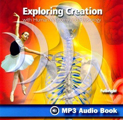 Human Anatomy And Physiology Mp3 Audio Cd Young Explorer Series