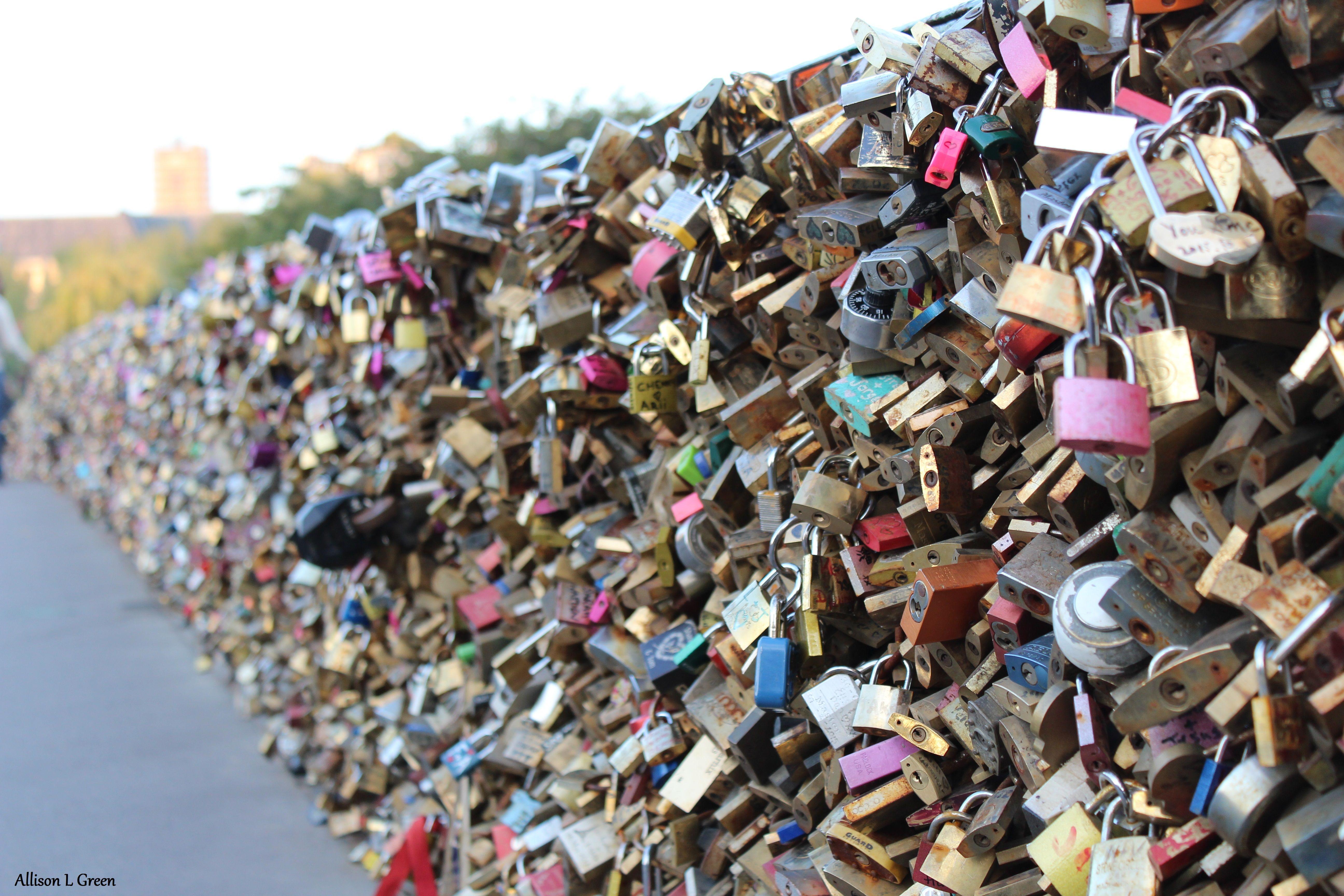 #locks #bridge #paris #france #parislocks