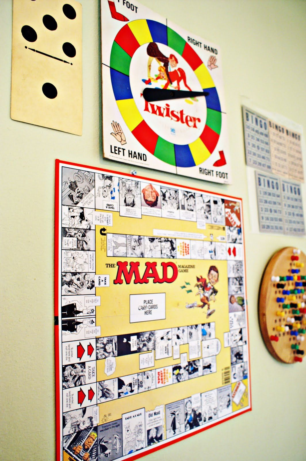 vintage game wall | Game boards, Gaming and Game rooms