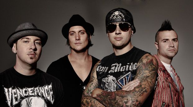 Avenged Sevenfold Release New Song Carry On Avenged Sevenfold