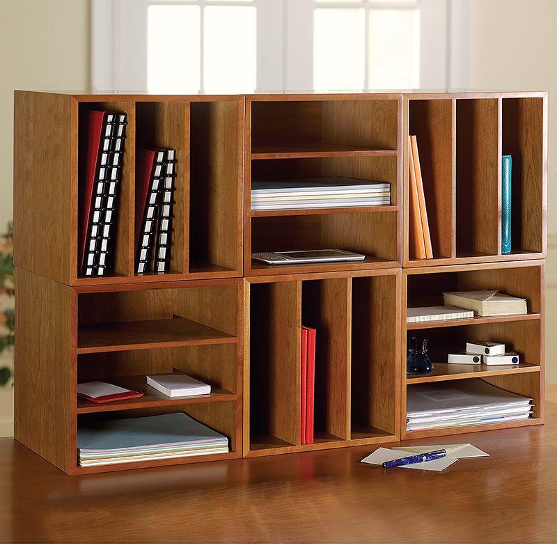 Cubi Desk Bookcase Bookshelf desk, Bookcase