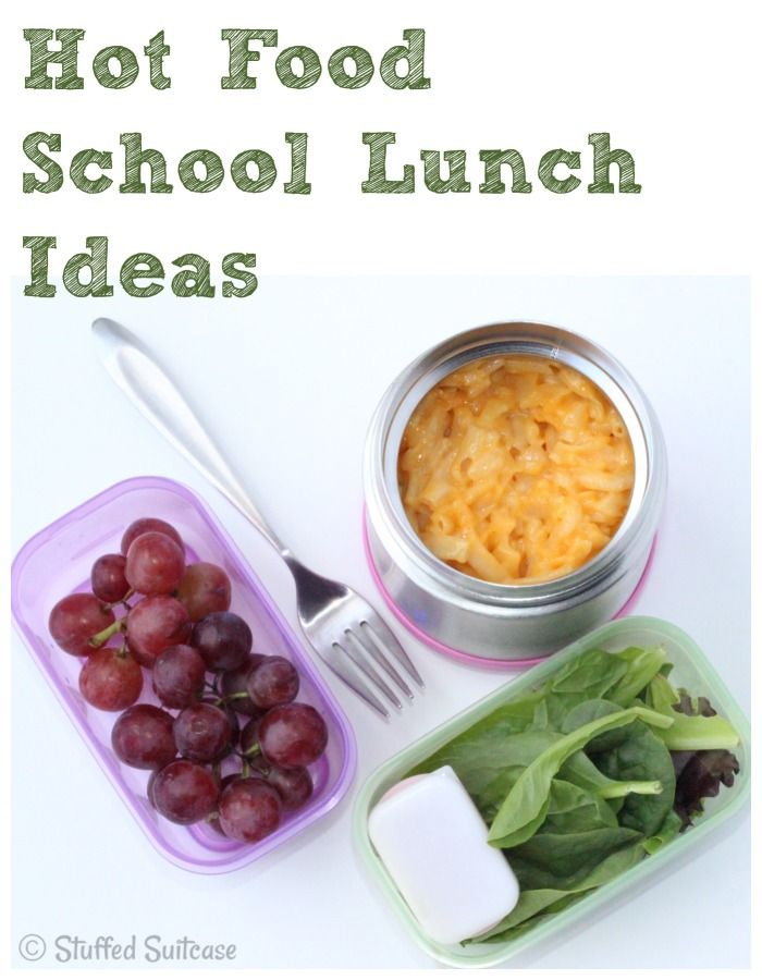 Hot lunch food ideas for back to school school lunch food ideas hot lunch food ideas for packing in your kids school lunch stuffedsuitcase forumfinder Choice Image
