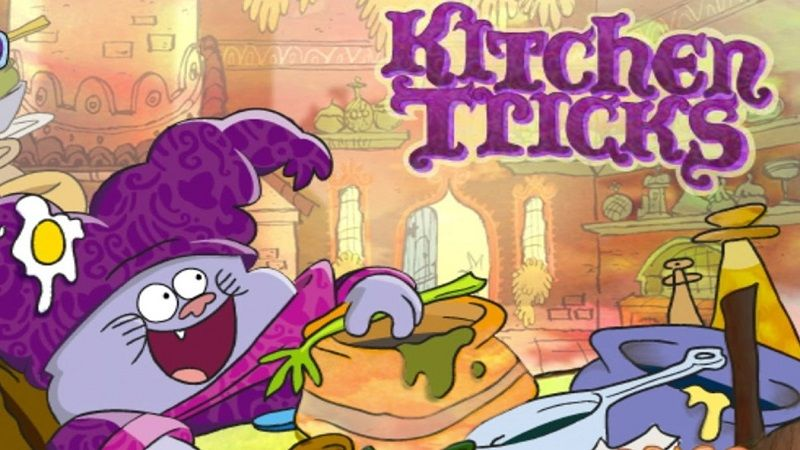 In chowder kitchen tricks chowder has prepared a crazy cooking game explore chowder cooking games and more solutioingenieria Choice Image