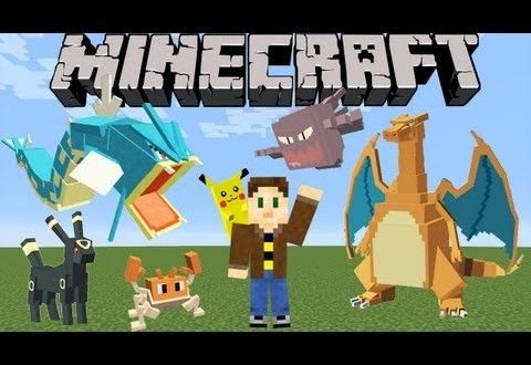 Minecraft Pokemon 1 7 10 Mod | Pokemon | Pokemon mod