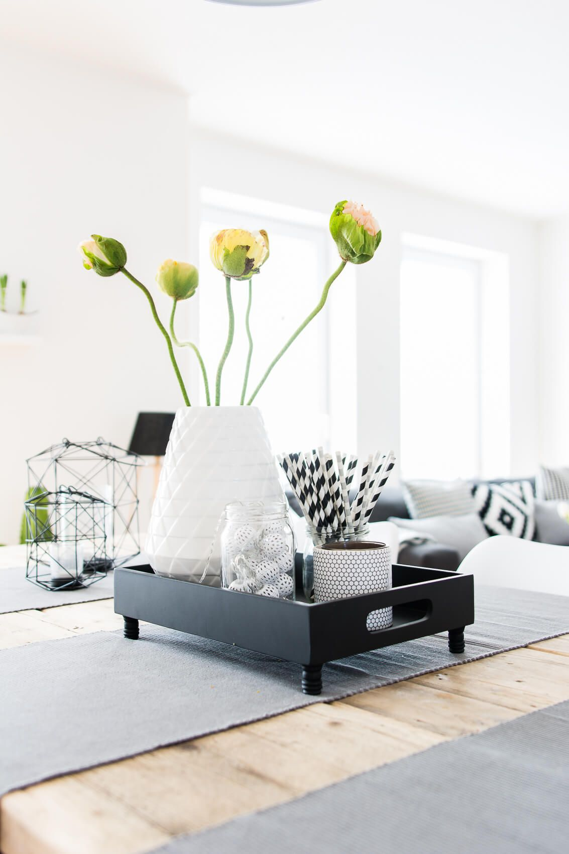 dining room - living room - Esszimmer - Wohnzimmer - decoration ...