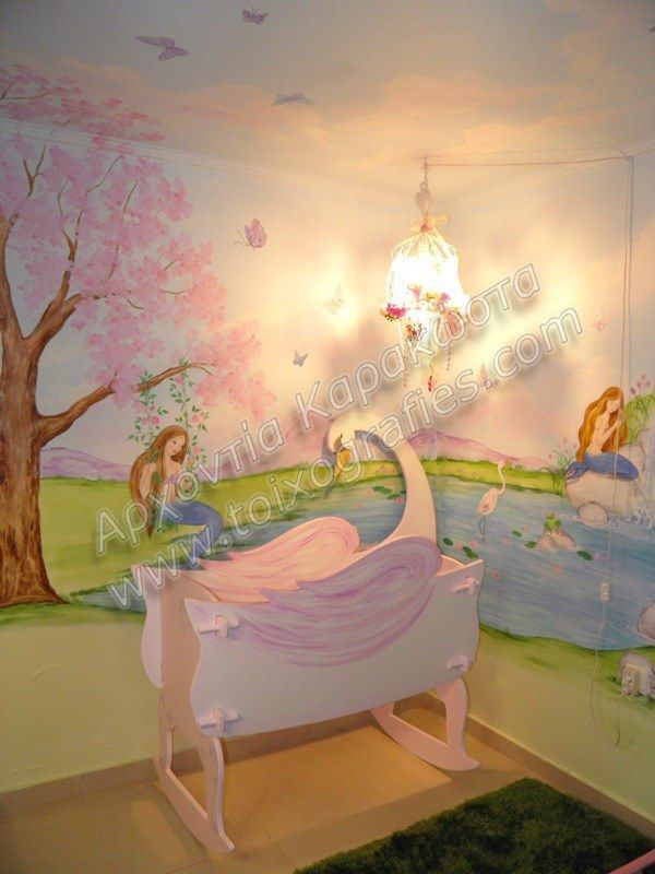 827de649575 βρεφικά λικνα παιδικα επιπλα βρεφικες κουνιες ζωγραφική παιδικών δωματίων,  παιδικές τοιχογραφίες, ζωγραφική σε τοίχο