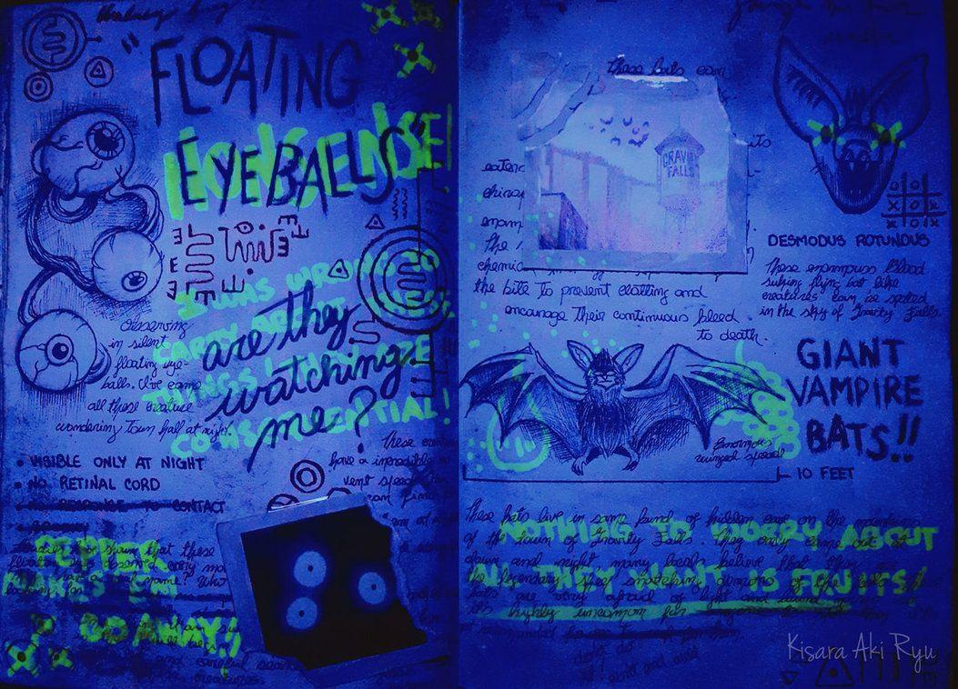 Journal 3 Gravity Falls By
