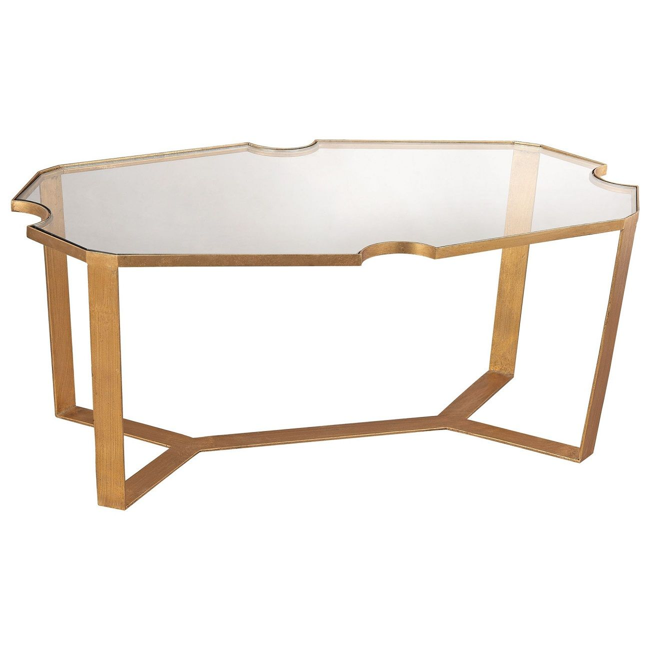 Cutout top martini table along with being the basis of world