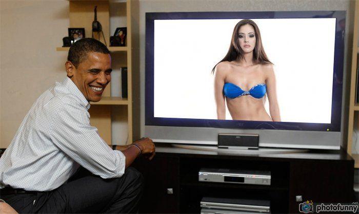 Adriana Reveron Miss Espana 2010 en vivo Obama