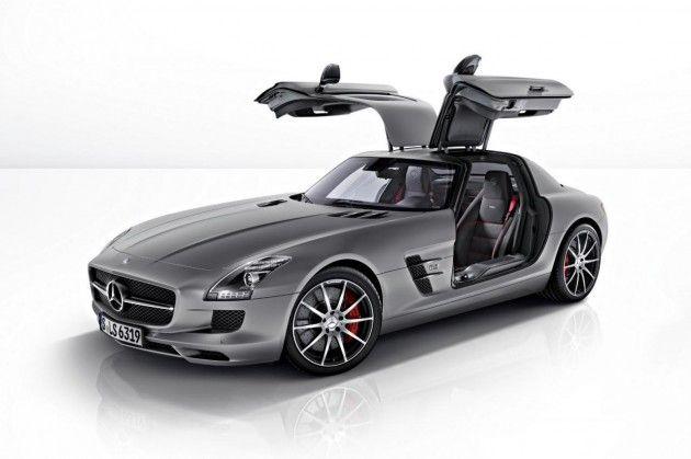 Mercedes SLS AMG GT 2013 (2)