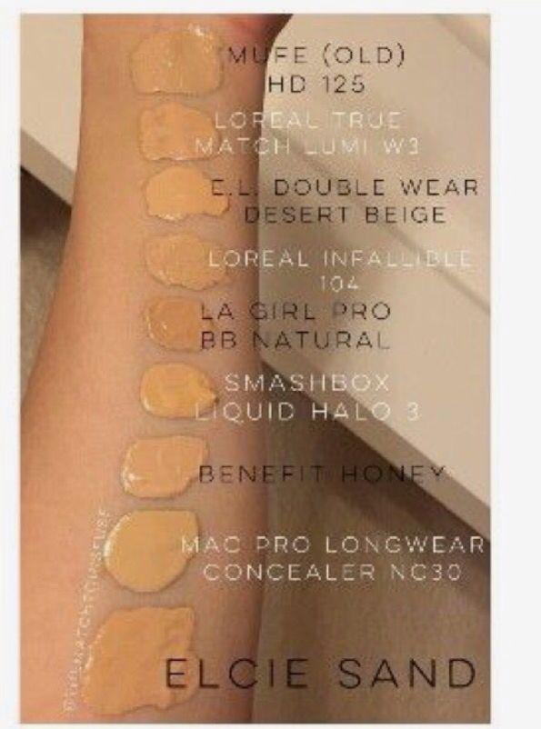 Best foundation for olive skin tones