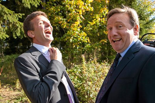 Midsomer Murders | Neil Dudgeon and Jason Hughes ...