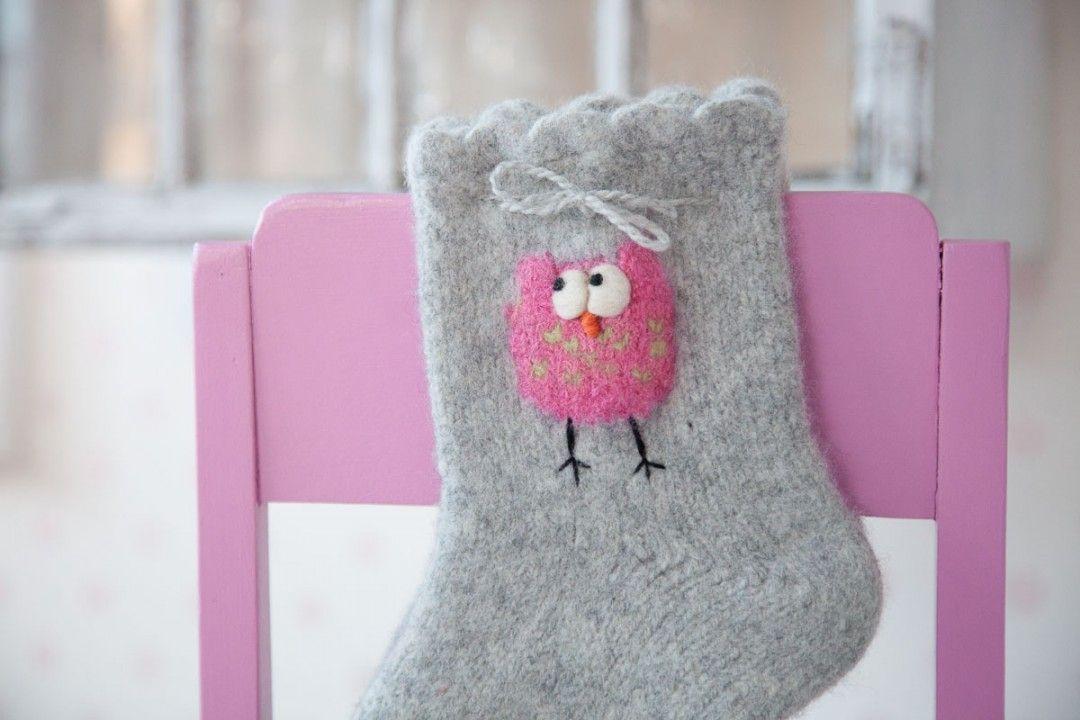 Wool sock ♥