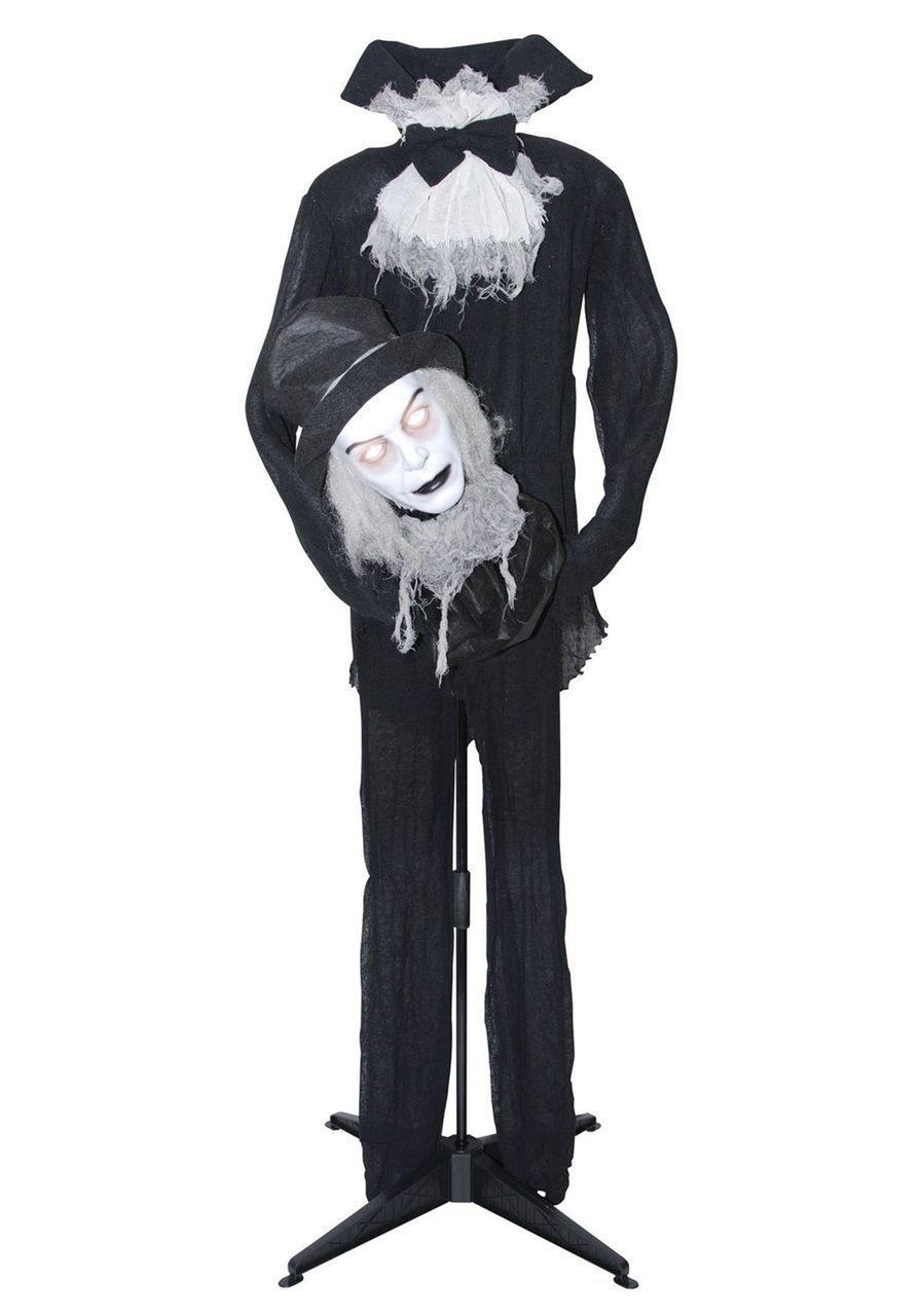 ☆ 31 Outdoor Animated Halloween Decorations