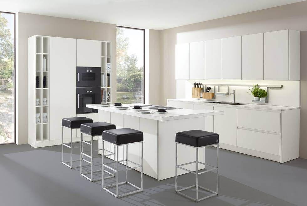 Ideen für die Renovierung 7 moderne Küchen mit Kochinsel als