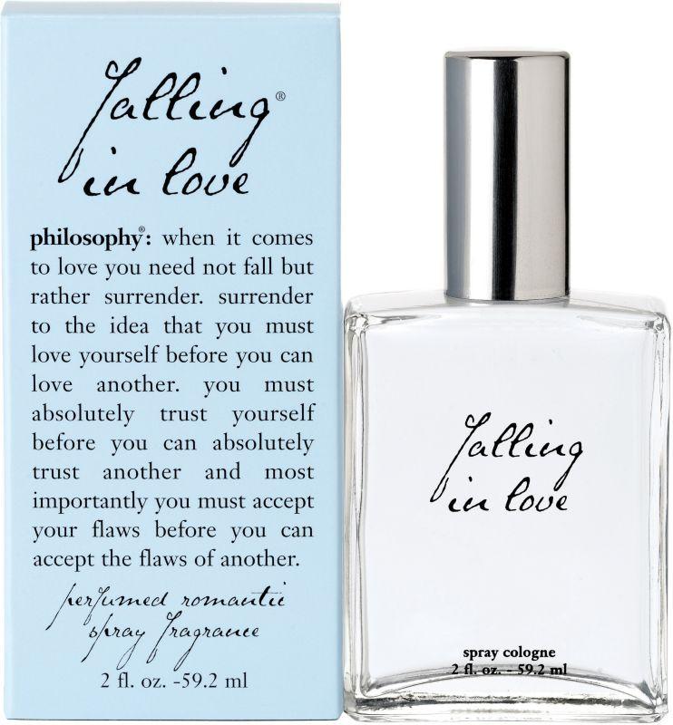 Philosophy falling in love eau de toilette fragrance