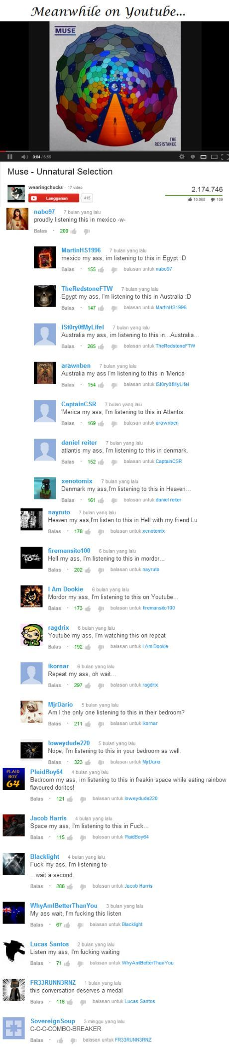 Best Youtube Thread Ever B Stories Pinterest Youtube - The 26 funniest youtube comments of all time