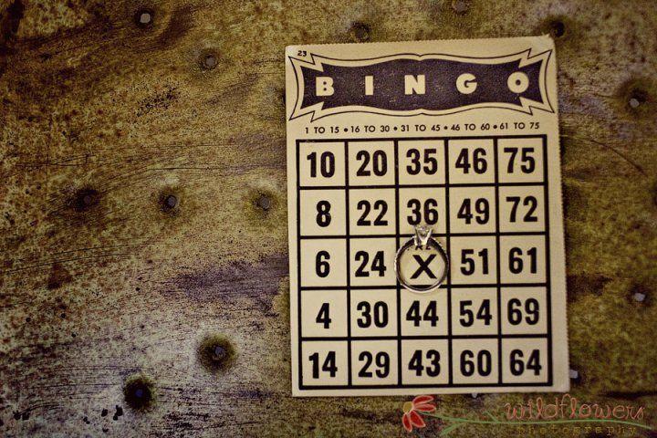 bingo cards??