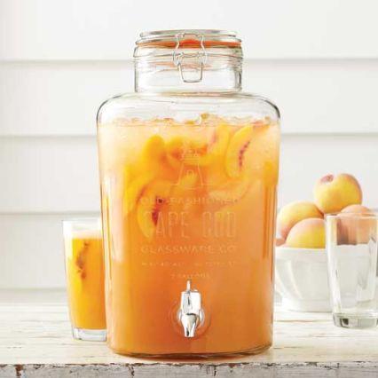 Peach Bellini Recipe | Sur La Table