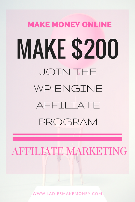 How to Make Money with the WP Engine Affiliate Program. Use Affiliate Marketing to boost your blog income