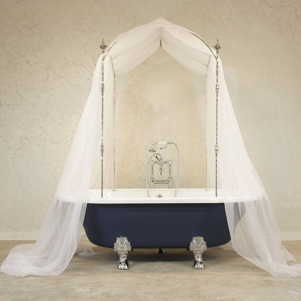 extra large clawfoot tub. Vintage Acrylic Clawfoot Tubs and Pedestal Baths Designer Packages canopy bathtub  11 ACHIEVE A RICH AND NOBLE STYLE WITH THE CANOPY