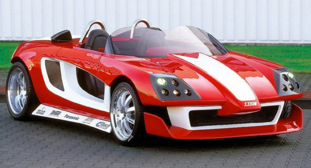 255 Hp Toyota Mr2 Street Affair Concept Was High On Formula 1 Steroids At The 2001 Essen Motor Show Toyota Unveiled The Mr2 S In 2020 Toyota Mr2 Toyota Concept Cars