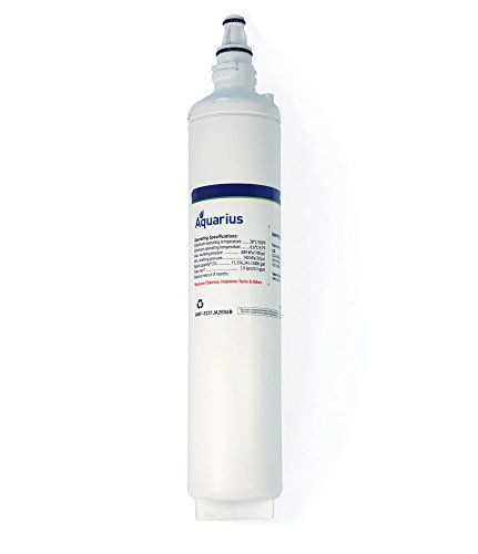 """#refrigerators """"The Swift Green Filters AWF-5231JA2006B refrigerator water #filter is a compatible #replacement providing fresh, clean, and great tasting drinking..."""