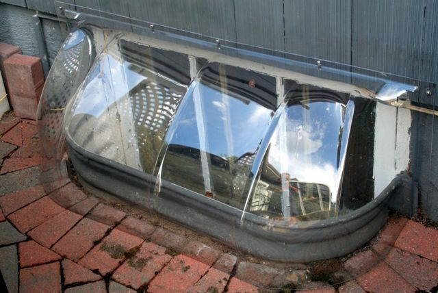 Our Bubble Window Well Covers Are Made Of The Same Tough Unbreakable Polycarbonate Plastic That Our Other C Window Well Cover Basement Window Well Window Well