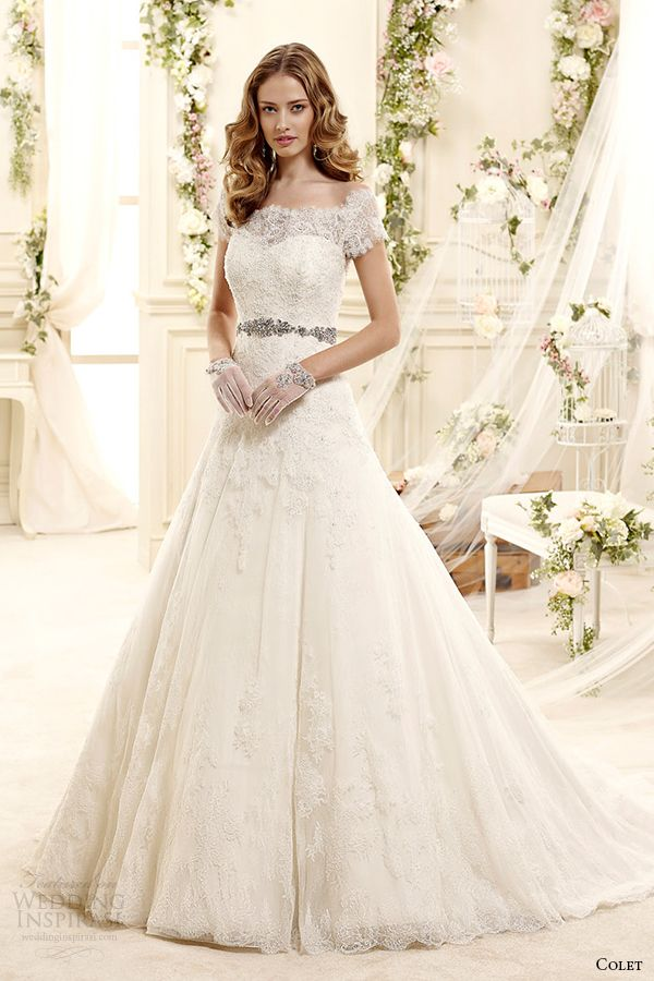 Colet 2015 Wedding Dresses | 2015 wedding dresses, Wedding dress and ...