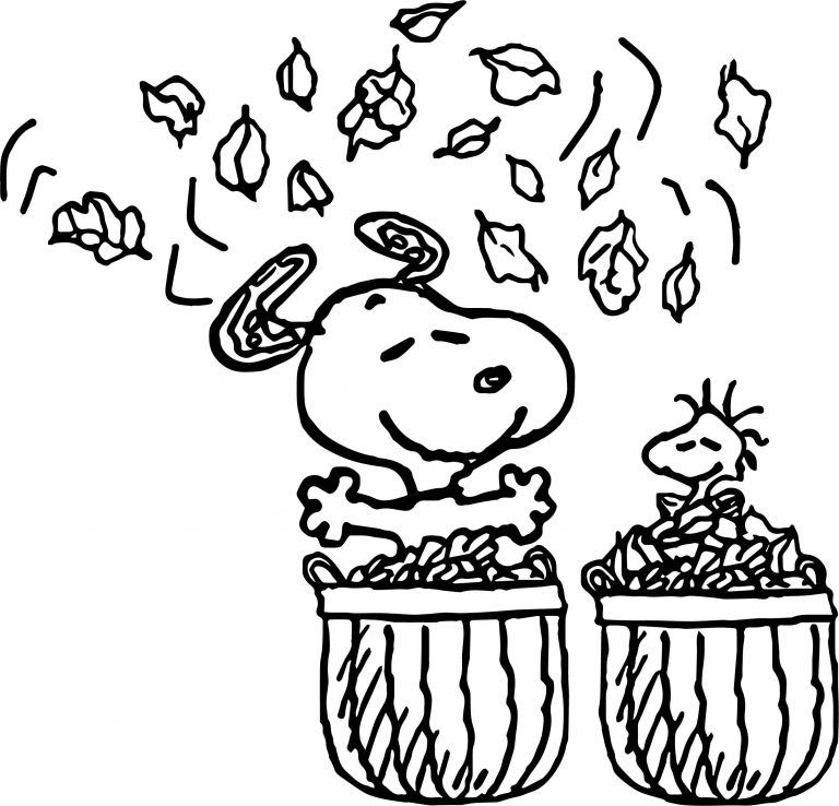Free Printable Fall Coloring Pages For Kids Best Coloring Pages For Kids In 2020 Snoopy Coloring Pages Fall Coloring Sheets Fall Coloring Pages