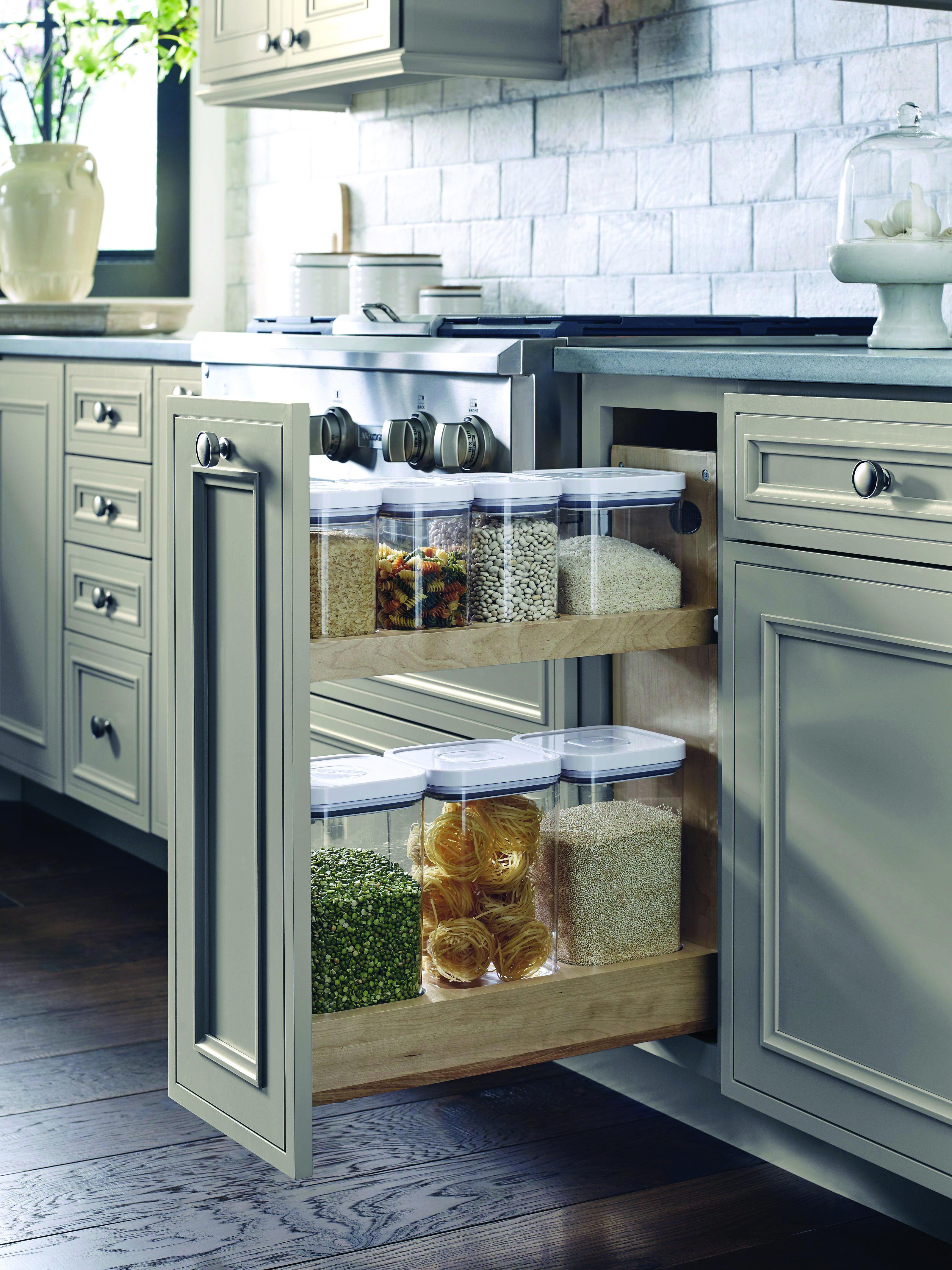 The Most Popular Kitchen Storage Ideas On Houzz Interior Design