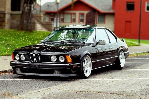 Bmw 6 Series Complete With Shark Nose Bmw E24 Bmw Classic