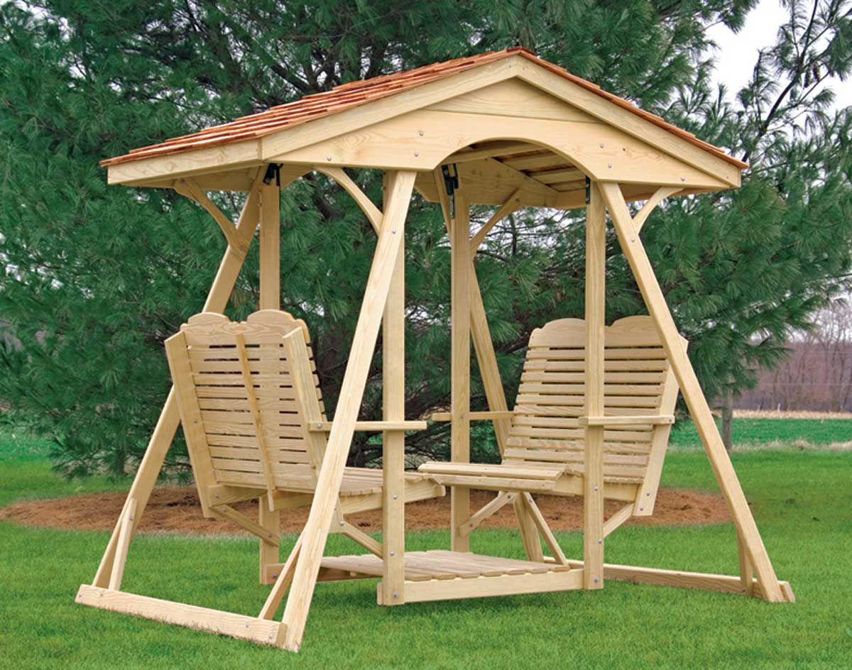 face to face glider for swing set google search - Patio Swing Set