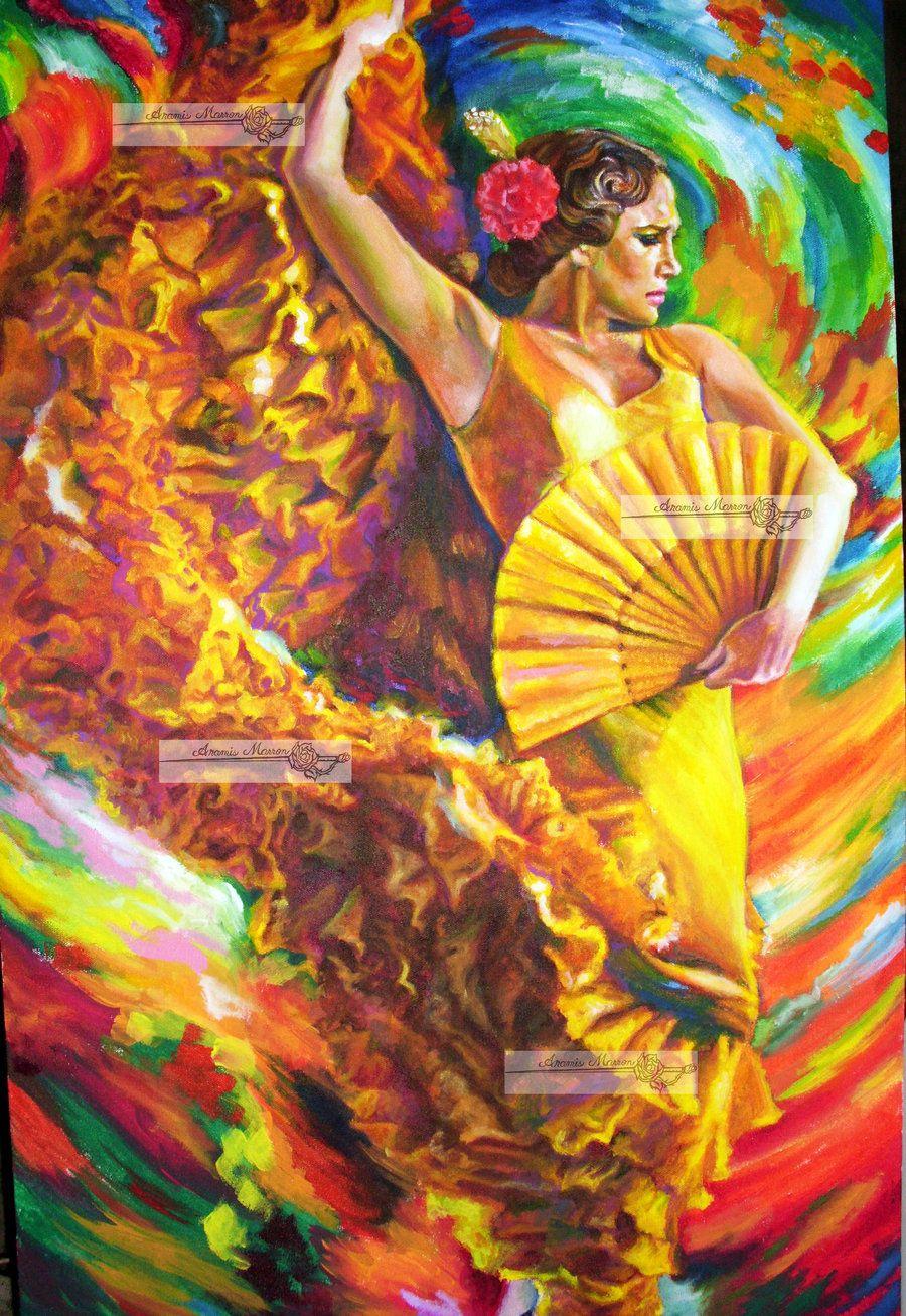 Image from http://img14.deviantart.net/2247/i/2012/240/6/d/flamenco_dancer__preview_by_aramismarron-d5cp84u.jpg.