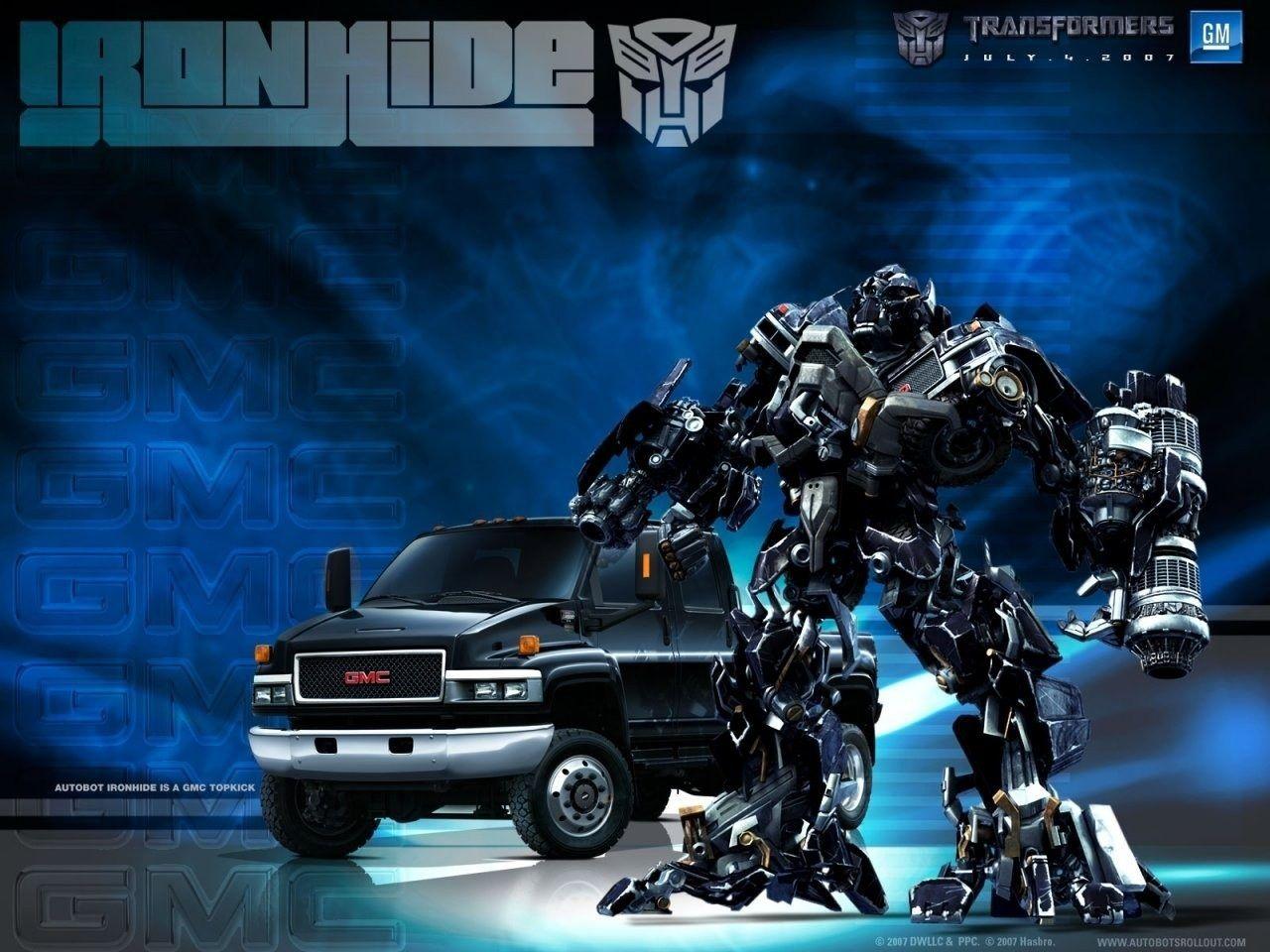 Ironhide Transformers Wallpaper Ironhide Autobots Transformers Filme Transformers Transformers