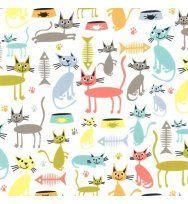 7e56c95cefa8 cat & kaboodle - designer pamut méteráru | otthon - gyerekszoba ...