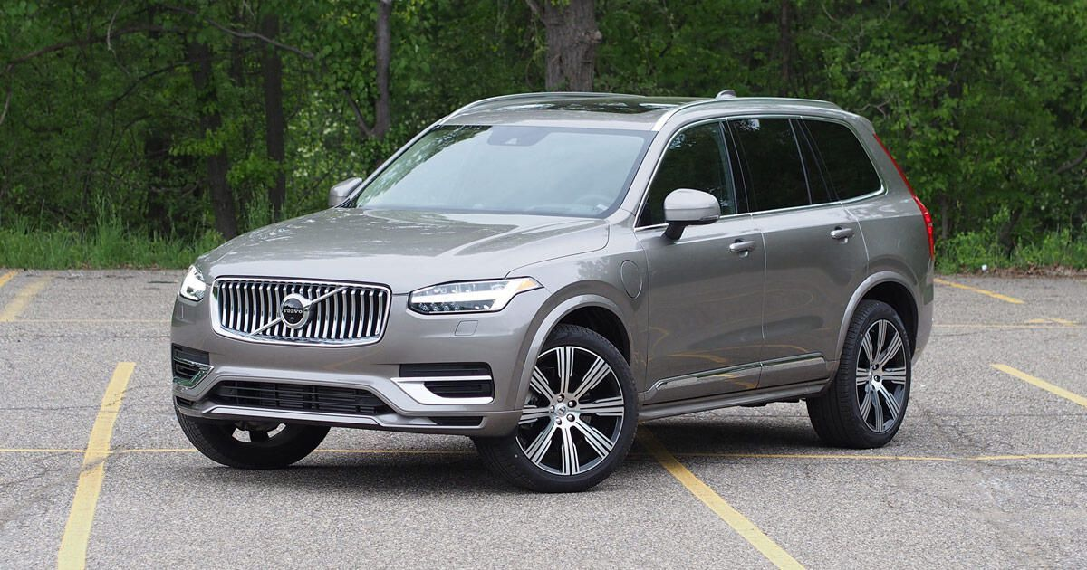 Especially In Range Topping Inscription Trim The Volvo Xc90 Is One Of The Nicest Three Row Utility Vehicles Available Today In 2020 Volvo Xc90 Volvo Range Rover Sport