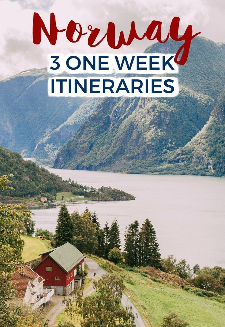 Three complete Norway itineraries for one week in Norway either by car as a Norway road trip or with public transportation in Norway #style #shopping #styles #outfit #pretty #girl #girls #beauty #beautiful #me #cute #stylish #photooftheday #swag #dress #shoes #diy #design #fashion #Travel