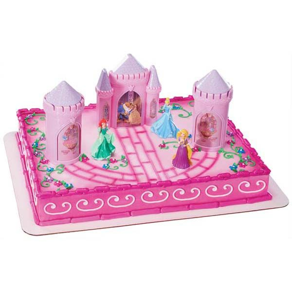 Disney Princess Happily Ever After Simple Signature Cake