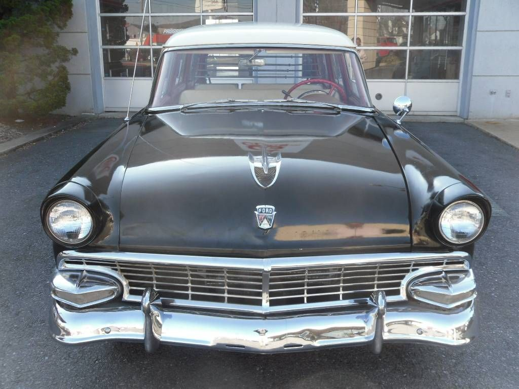 1956 Ford Country Squire for sale #1829445 | Hemmings Motor News ...