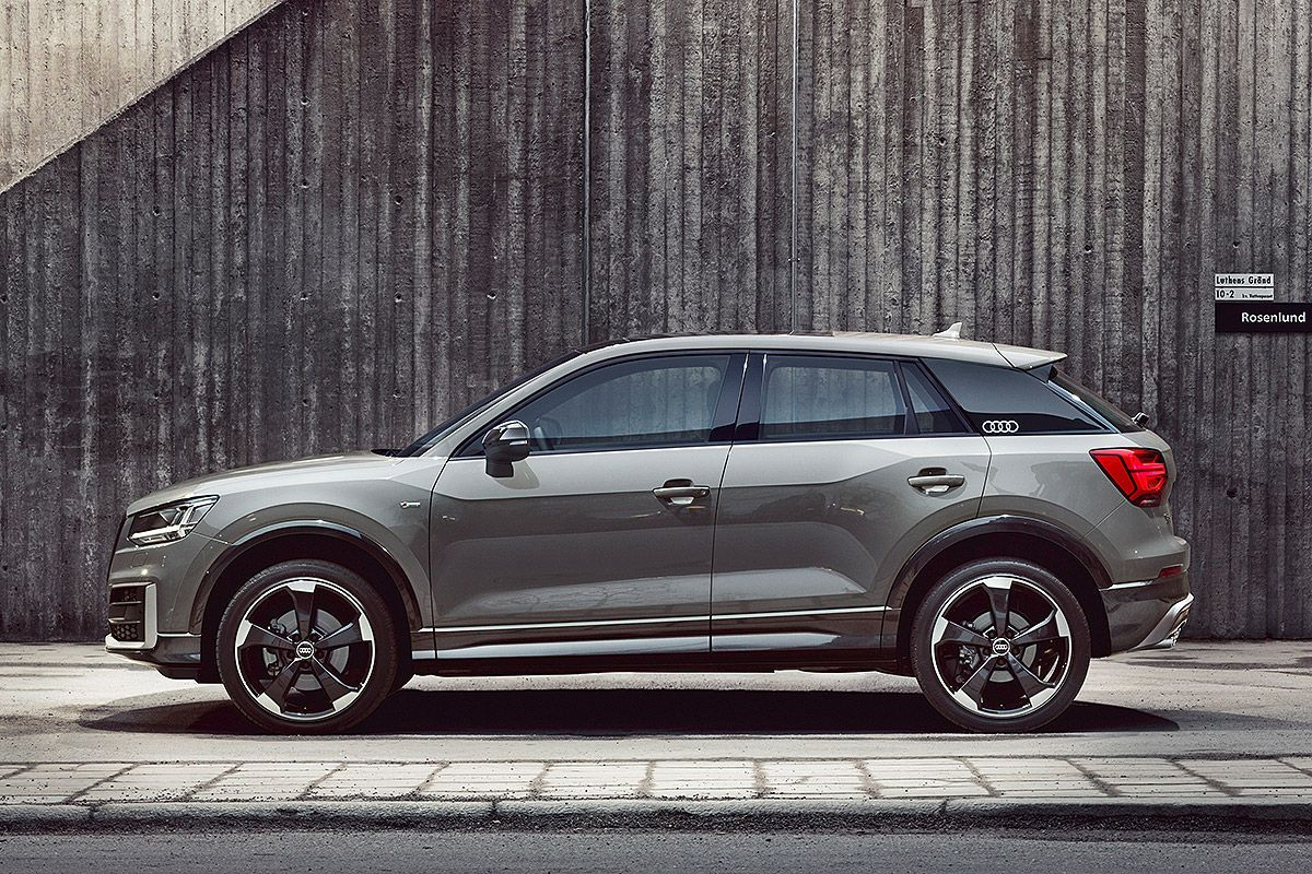 Audi Q2 2016 Vorstellung Motor Marktstart Preis Audi
