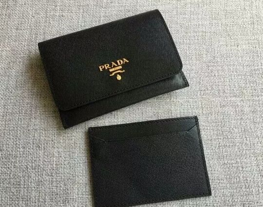Prada Wallet Card