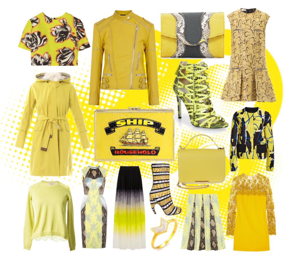 Yellowish » Yolanthe Cabau