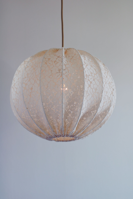 Lampverket Unika Lampor & Lampsk Rmar  Taklampa Spets 40