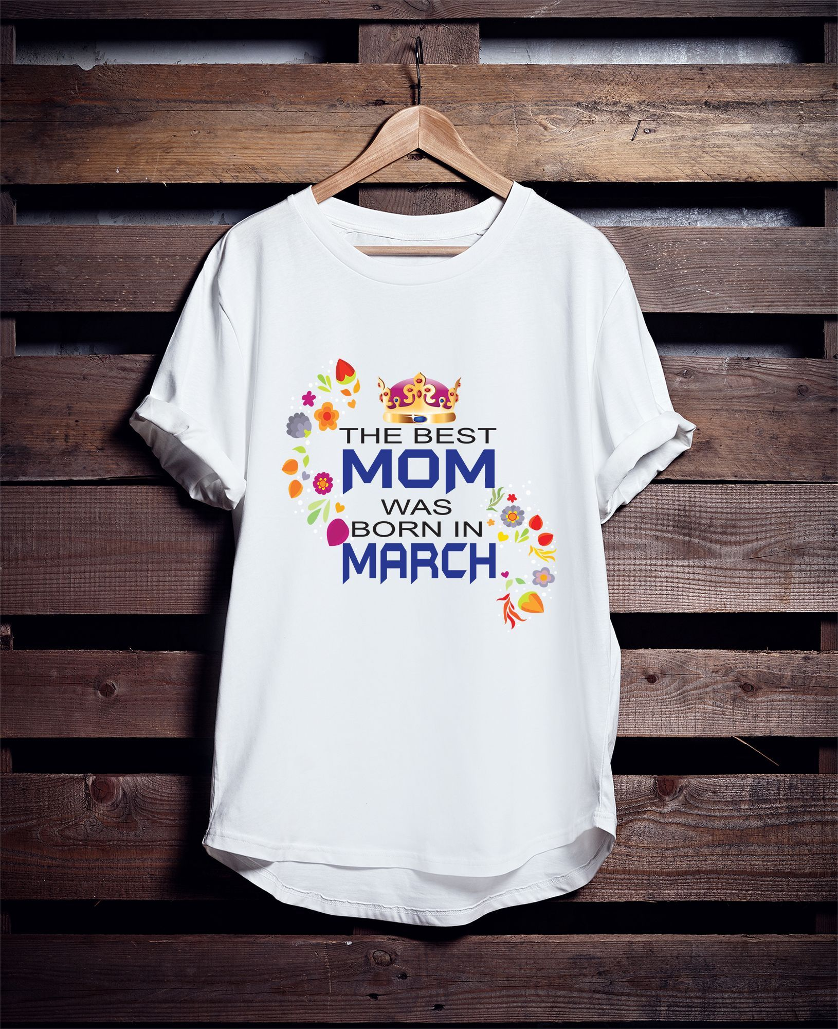 Design Custom T Shirt With Revisions