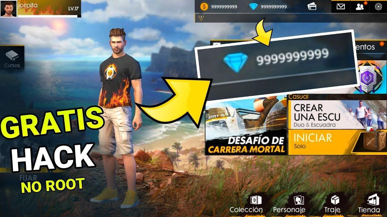Garena Free Fire hack and cheats generator in 2020 Free