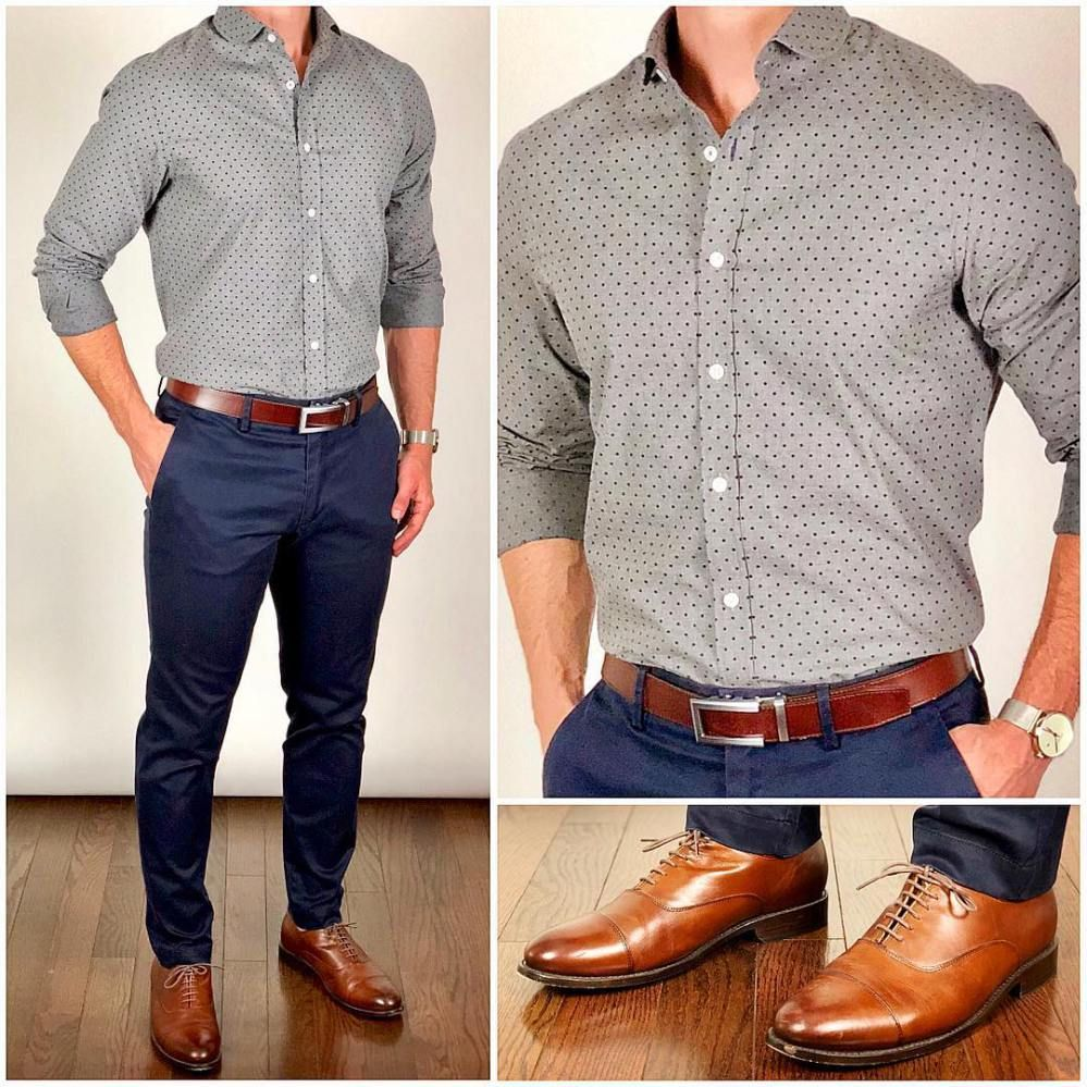 get the perfect ootd look  business casual men formal